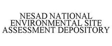 NESAD NATIONAL ENVIRONMENTAL SITE ASSESSMENT DEPOSITORY