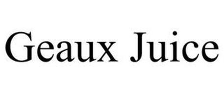 GEAUX JUICE