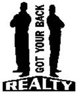GOT YOUR BACK REALTY