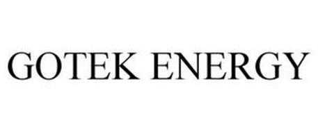 GOTEK ENERGY