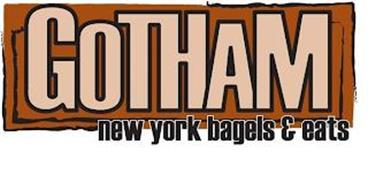 GOTHAM NEW YORK BAGELS & EATS