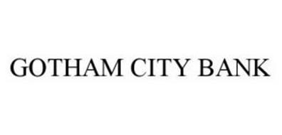 GOTHAM CITY BANK Trademark of Gotham City Group, Inc ...