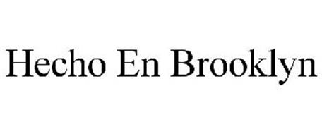 HECHO EN BROOKLYN
