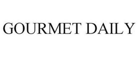 GOURMET DAILY