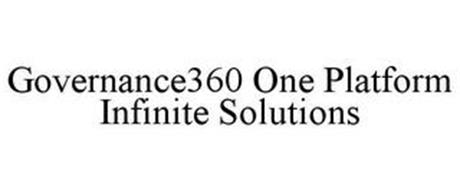 GOVERNANCE360. ONE PLATFORM. INFINITE SOLUTIONS.
