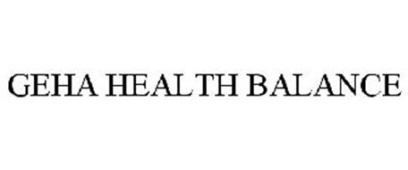 GEHA HEALTH BALANCE