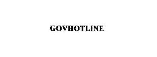 GOVHOTLINE