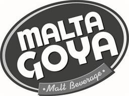 MALTA GOYA MALT BEVERAGE
