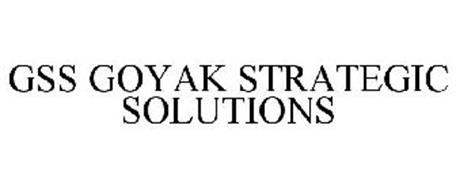 GSS GOYAK STRATEGIC SOLUTIONS