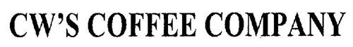 CW'S COFFEE COMPANY