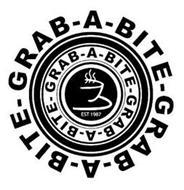GRAB-A-BITE-GRAB-A-BITE-GRAB-A-BITE-GRAB-A-BITE EST. 1987