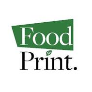 FOOD PRINT.