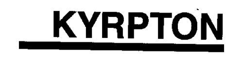 KYRPTON