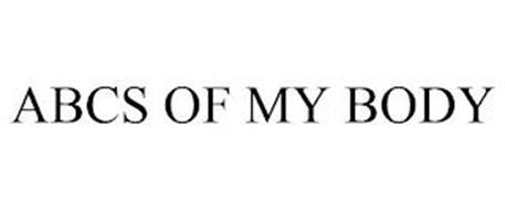 ABCS OF MY BODY