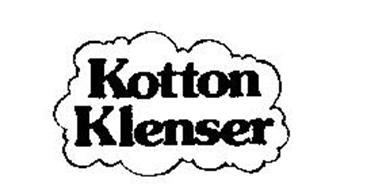 KOTTON KLENSER