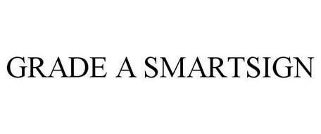 GRADE A SMARTSIGN