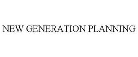 NEW GENERATION PLANNING
