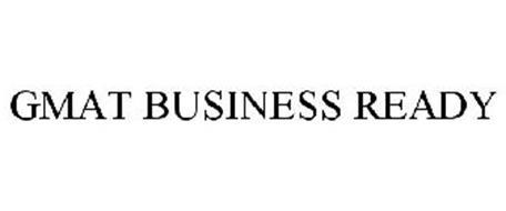 GMAT BUSINESS READY