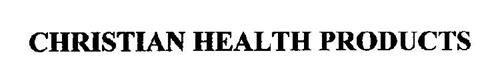 CHRISTIAN HEALTH PRODUCTS