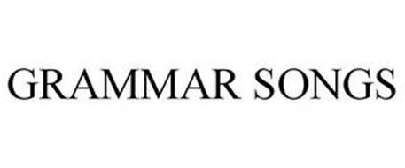 GRAMMAR SONGS