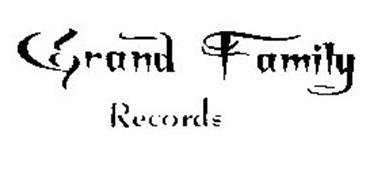 GRAND FAMILY RECORDS