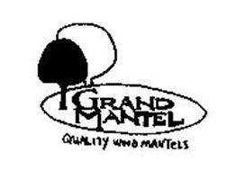 GRAND MANTEL QUALITY WOOD MANTELS