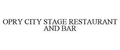 OPRY CITY STAGE RESTAURANT AND BAR