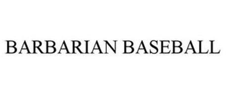 BARBARIAN BASEBALL