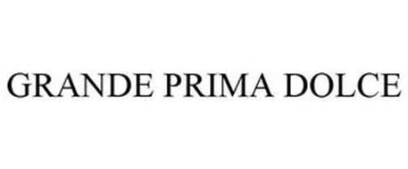 GRANDE PRIMA DOLCE