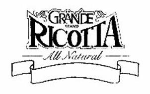 GRANDE RICOTTA ALL NATURAL