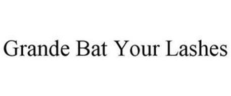 GRANDE BAT YOUR LASHES