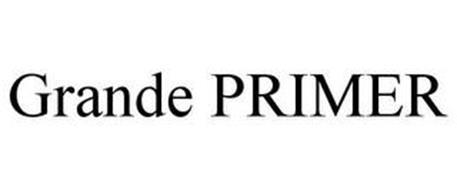 GRANDE PRIMER