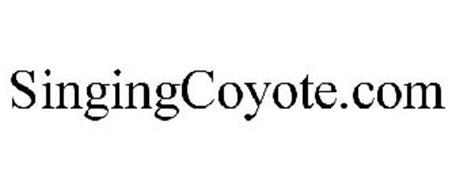 SINGINGCOYOTE.COM