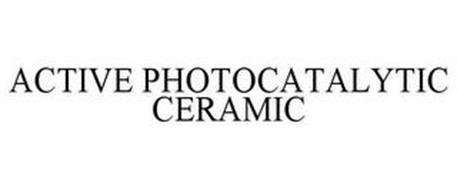 ACTIVE PHOTOCATALYTIC CERAMIC