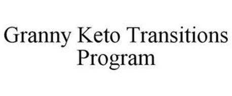GRANNY KETO TRANSITIONS PROGRAM