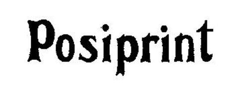 POSIPRINT