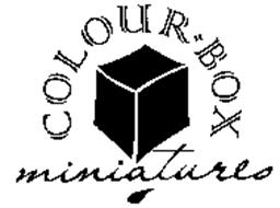 COLOUR BOX MINIATURES