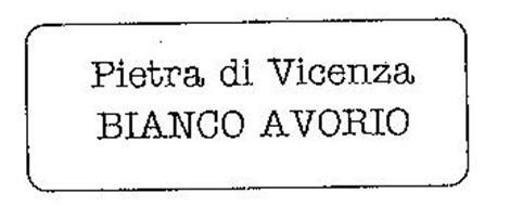 PIETRA DI VICENZA BIANCO AVORIO