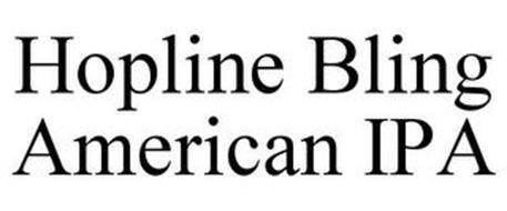 HOPLINE BLING AMERICAN IPA