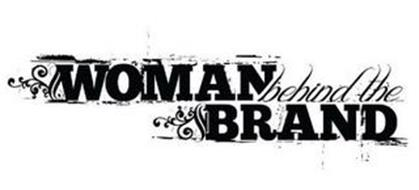 WOMAN BEHIND THE BRAND