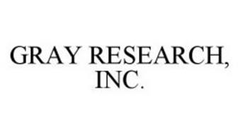 GRAY RESEARCH, INC.