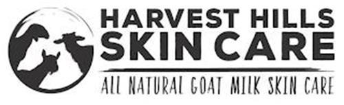 HARVEST HILLS SKIN CARE ALL NATURAL GOAT MILK SKIN CARE