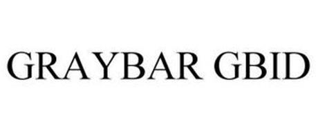 GRAYBAR GBID