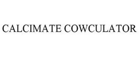 CALCIMATE COWCULATOR