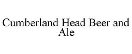 CUMBERLAND HEAD BEER AND ALE
