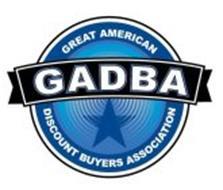 GADBA GREAT AMERICAN DISCOUNT BUYERS ASSOCIATION