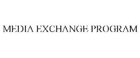 MEDIA EXCHANGE PROGRAM
