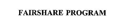 FAIRSHARE PROGRAM
