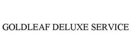 GOLDLEAF DELUXE SERVICE