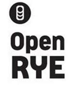 OPEN RYE